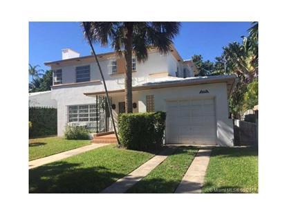 6166 Pine Tree Dr  Miami Beach, FL MLS# A10237711