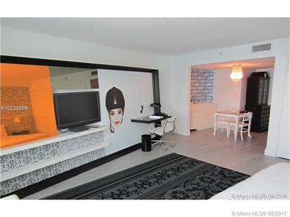 1100 E West Ave # 1606 Miami Beach, FL MLS# A10238859