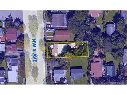 4605 NW 5th Ave  Miami, FL MLS# A10239234