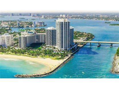10275 Collins Ave # 226 Bal Harbour, FL MLS# A10244270