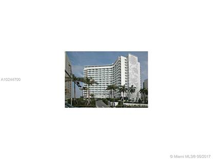 1100 West Ave # 1219 Miami Beach, FL MLS# A10244700