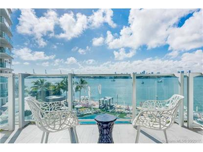 1100 West Ave # 410 Miami Beach, FL MLS# A10247289