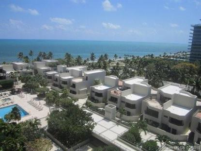 201 Crandon Blvd # 927 Key Biscayne, FL MLS# A10252686