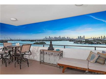 11 Island Ave # 1701 Miami Beach, FL MLS# A10256388