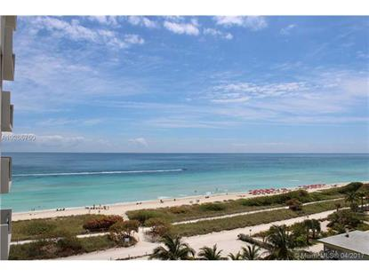 9273 Collins Ave # 703 Surfside, FL MLS# A10265750