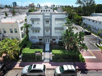 1619 Lenox Ave # 23 Miami Beach, FL MLS# A10267175