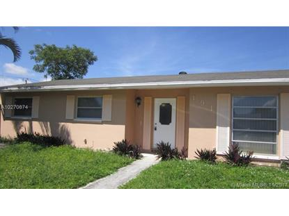 191 SW 76th Ave Margate, FL MLS# A10270874