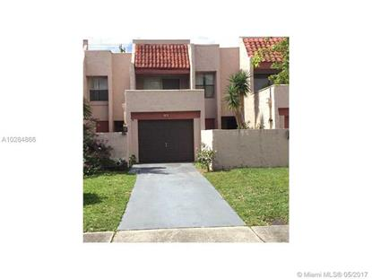 1613 NW 58th Ave # 4 Lauderhill, FL MLS# A10284866