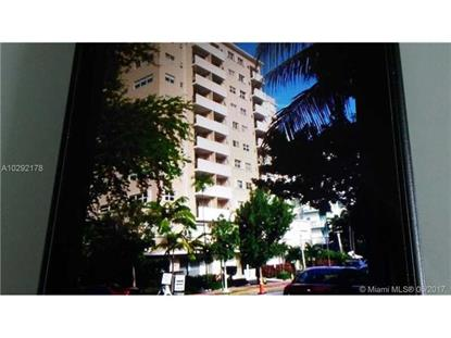 1750 James Ave # 5C Miami Beach, FL MLS# A10292178
