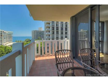 1121 Crandon Blvd # E702 Key Biscayne, FL MLS# A10293844