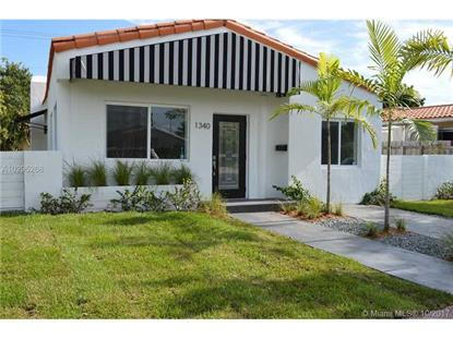 1340 71st St Miami Beach, FL MLS# A10295268