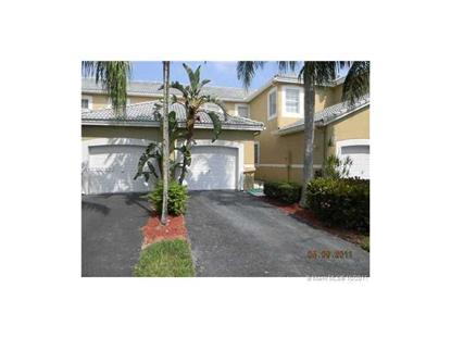1856 Salerno Cir  Weston, FL MLS# A10300892