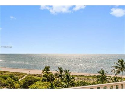 200 Ocean Lane Dr # 707 Key Biscayne, FL MLS# A10305855