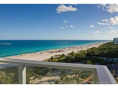 2201 Collins Ave  Miami Beach, FL MLS# A10305893