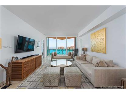 300 S Pointe Dr  Miami Beach, FL MLS# A10309898