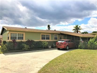 1430 NW 182nd St  Miami, FL MLS# A10310350