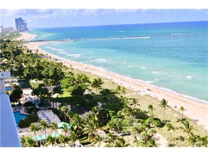 9801 Collins Ave # 19B Bal Harbour, FL MLS# A10310878