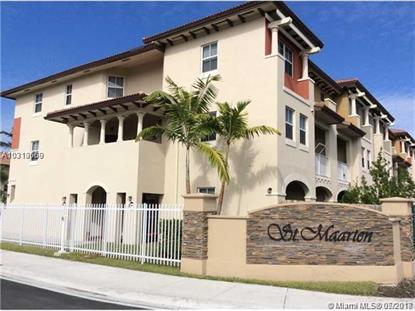 8740 NW 97th Ave  Doral, FL MLS# A10313069