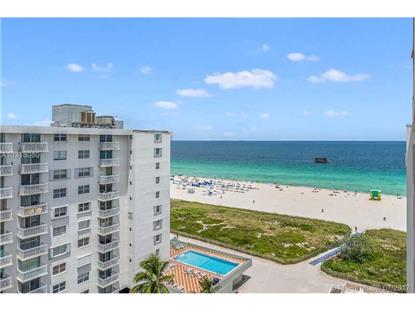 345 Ocean Dr  Miami Beach, FL MLS# A10318080