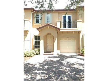 12983 SW 135th Ter # 1 Miami, FL MLS# A10329407