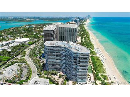 9601 Collins Ave # 1008 Bal Harbour, FL MLS# A10330976
