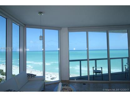 6515 Collins Ave # 902 Miami Beach, FL MLS# A10337515
