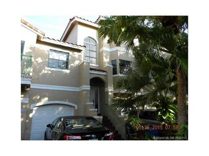 1453 NW 126th Ln # 1453 Sunrise, FL MLS# A10340686
