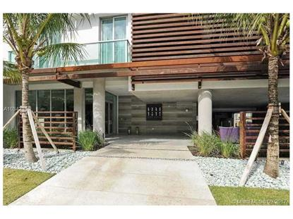 1215 West Ave  Miami Beach, FL MLS# A10342181