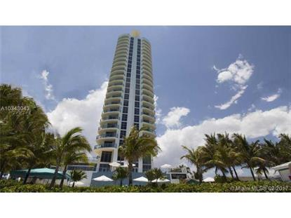 18683 Collins Ave # 808 Sunny Isles Beach, FL MLS# A10343043