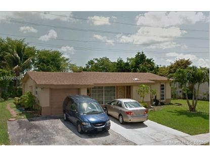 1025 NW 92nd Ave Pembroke Pines, FL MLS# A10356203