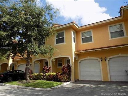 4088 W Palm Aire Dr  Pompano Beach, FL MLS# A10359506