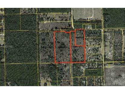 NW 63 lane  Jennings, FL MLS# A10371110