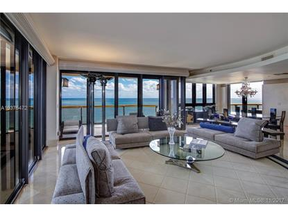 9999 Collins Ave  Bal Harbour, FL MLS# A10375472