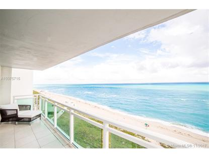 6917 Collins Ave  Miami Beach, FL MLS# A10375715