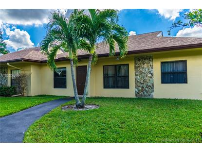7501 SW 28th St  Davie, FL MLS# A10383500