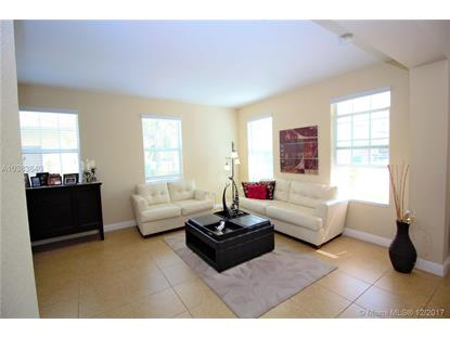 14703 SW 11th Ct  Pembroke Pines, FL MLS# A10383640