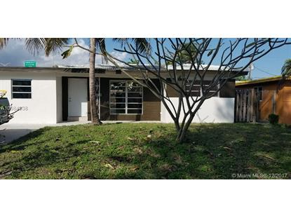 591 NW 46th St  Oakland Park, FL MLS# A10384938