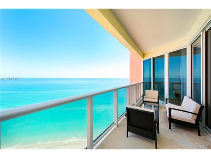 19333 Collins Ave  Sunny Isles Beach, FL MLS# A10387105