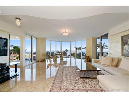 19111 Collins Ave.  Sunny Isles Beach, FL MLS# A10388208