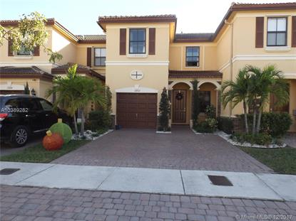 11652 NW 88th Ln  Doral, FL MLS# A10389282