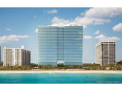 10201 Collins Ave  Bal Harbour, FL MLS# A10393033
