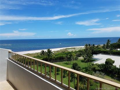 177 Ocean Lane Dr  Key Biscayne, FL MLS# A10394380