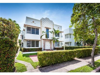 811 Jefferson Ave  Miami, FL MLS# A10396478