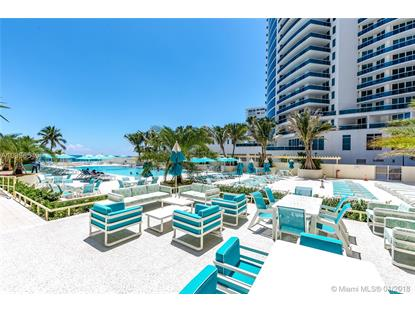 2501 S Ocean Dr  Hollywood, FL MLS# A10396540
