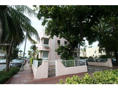 900 Pennsylvania Ave  Miami Beach, FL MLS# A10398014