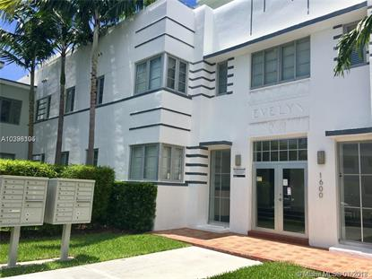 1600 Euclid Ave  Miami Beach, FL MLS# A10398105