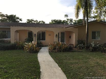 9620 SW 72nd Ave  Pinecrest, FL MLS# A10398502