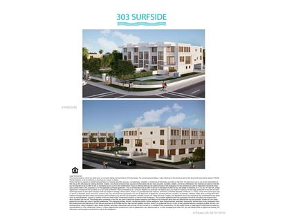 303 Surfside Boulevard , Surfside, FL