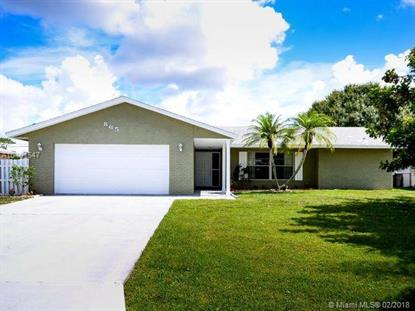 865 SE CAVERN , Port Saint Lucie, FL