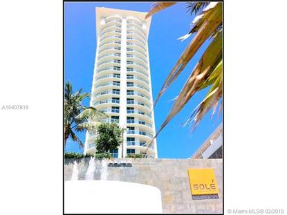 17315 Collins Ave  Sunny Isles Beach, FL MLS# A10407819